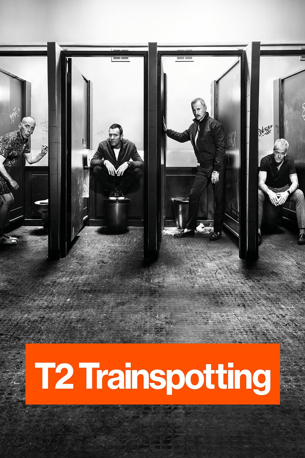 """Posters para """"T2 Trainspotting"""""""