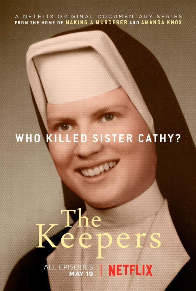 "Posters para ""The Keepers"""