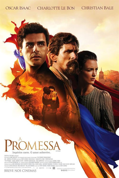 "Posters para ""The Promise"""