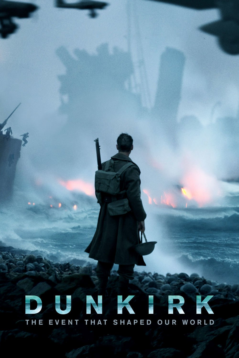 "Posters para ""Dunkirk"""