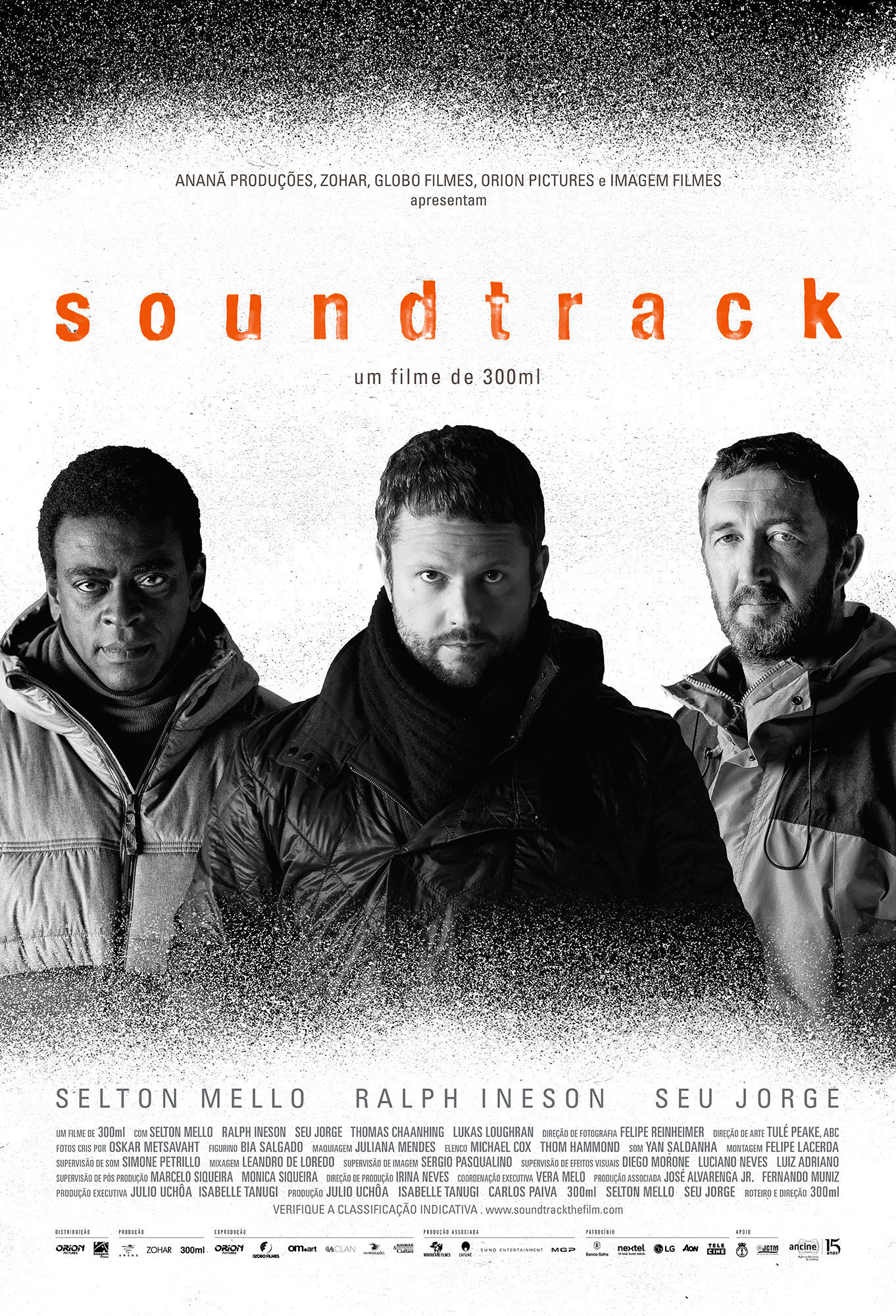 "Posters para ""Soundtrack"""
