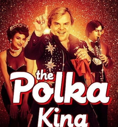 "Posters para ""The Polka King"""