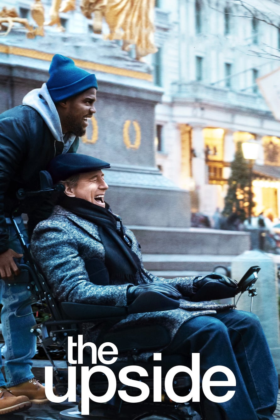 """Posters para """"The Upside"""""""