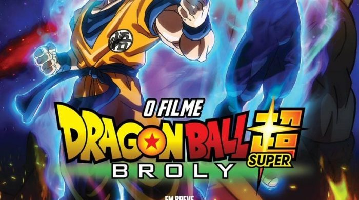 "Posters para ""Dragon Ball Super: Broly"""