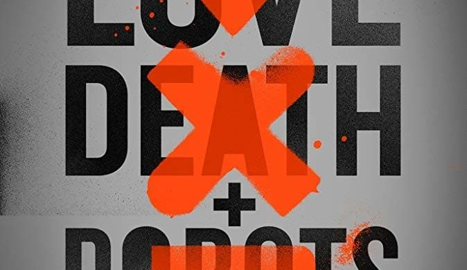 "Posters para ""Love, Death & Robots: Suits"""