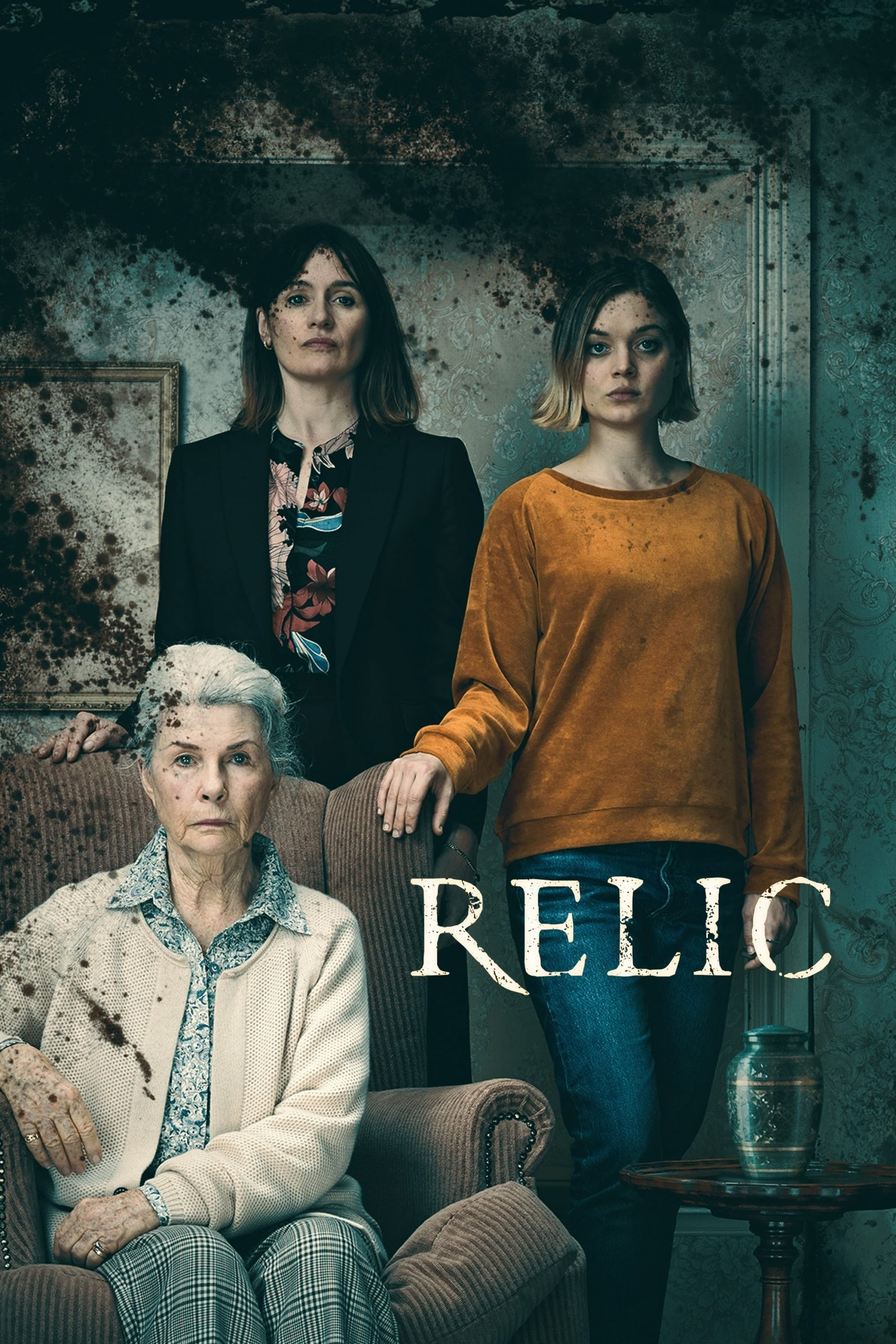 "Posters para ""Relic"""